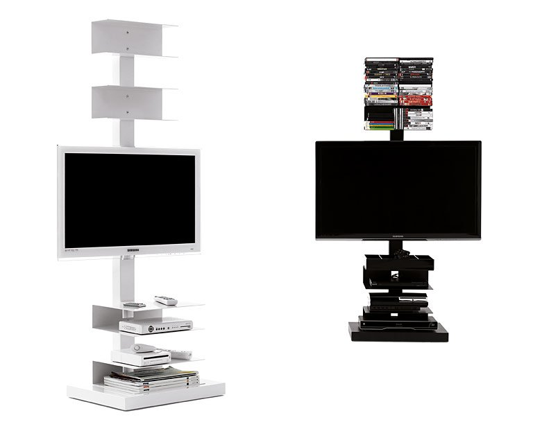 fernsehturm tv m bel ptolomeo tv light von opinion. Black Bedroom Furniture Sets. Home Design Ideas