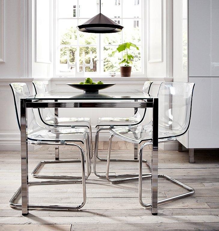 glivarp der glastisch der wachsen kann sch ner wohnen. Black Bedroom Furniture Sets. Home Design Ideas