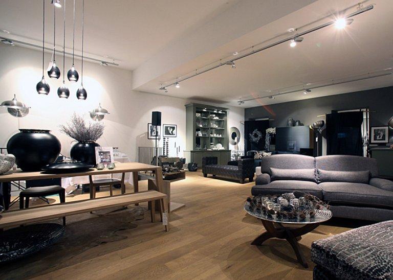 neuer lambert flagship store in m nchen sch ner wohnen. Black Bedroom Furniture Sets. Home Design Ideas