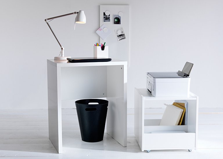arbeitsplatz container micke sch ner wohnen. Black Bedroom Furniture Sets. Home Design Ideas