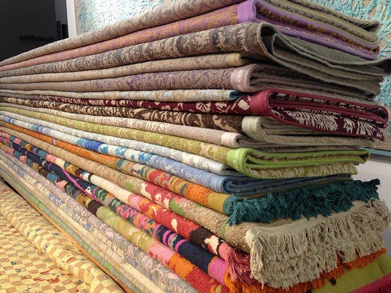 Knupftechniken Bei Teppichen Schoner Wohnen