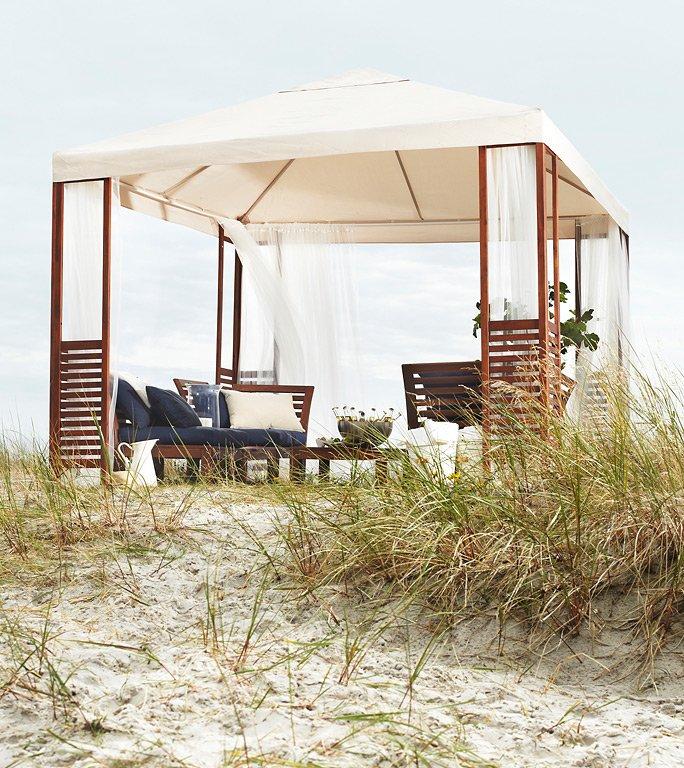 f r unterwegs klapptisch und stuhl kalv ikea f r drau en 2013 4 sch ner wohnen. Black Bedroom Furniture Sets. Home Design Ideas