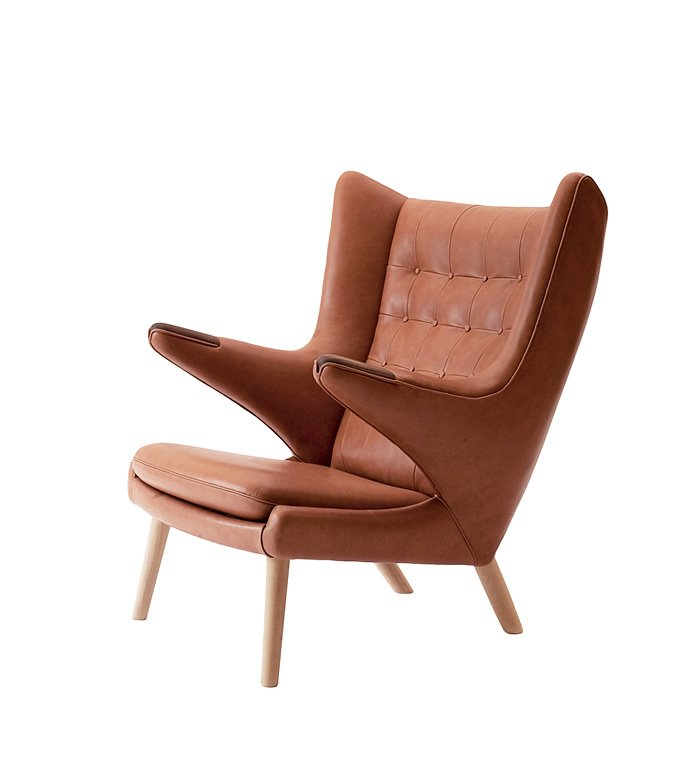 Die schönsten Retro-Sessel: Samtig: \