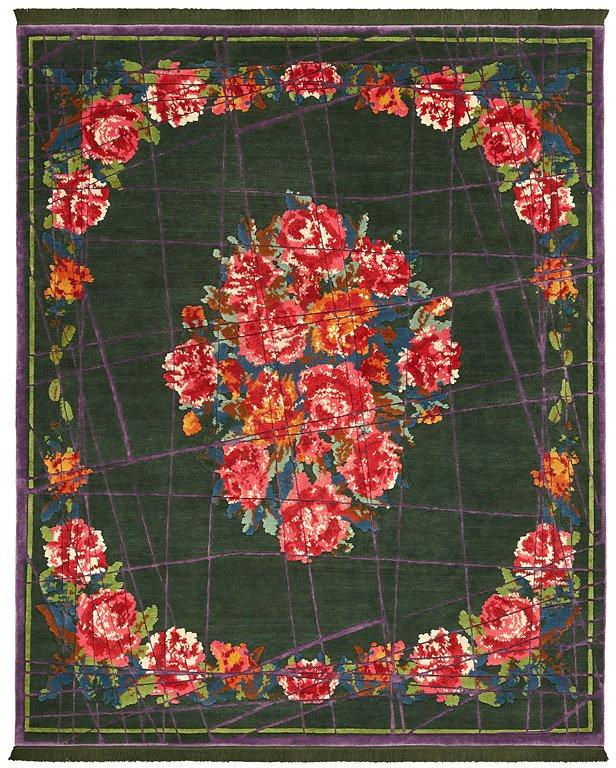 Russische Teppiche folkloristisch sofianka wrapped jan kath bild 67 schöner