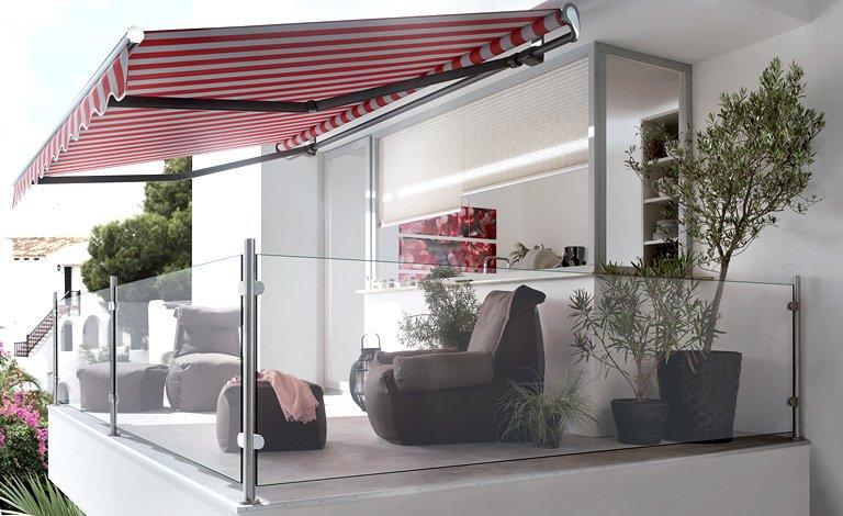 Geliebte Balkon-Sichtschutz: Lösungen für jeden Balkon - [SCHÖNER WOHNEN] #QU_99