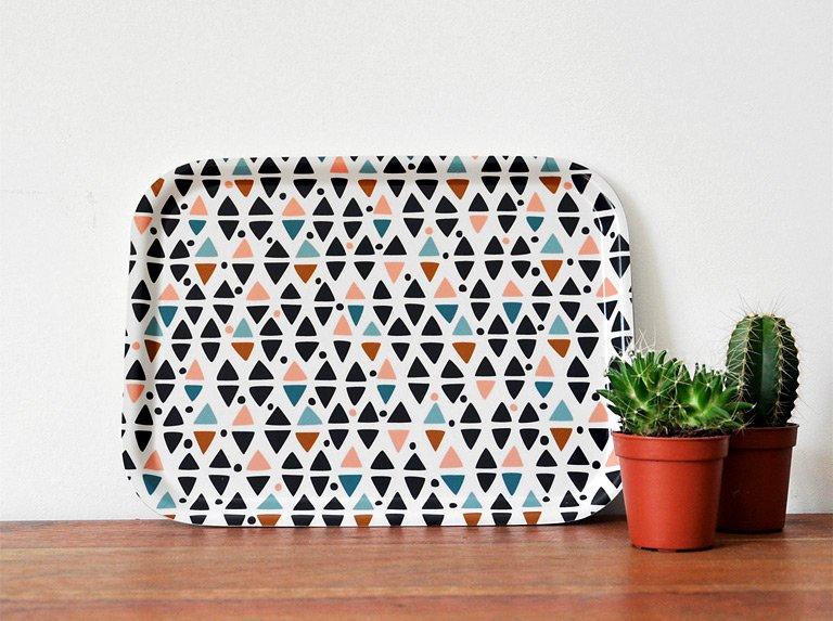 farbenfroh teppich sissy von house doctor accessoire trend grafische muster 7 sch ner wohnen. Black Bedroom Furniture Sets. Home Design Ideas