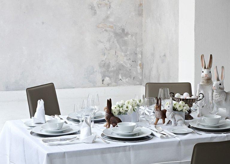 Tischdekoration tisch 3 klassisch und traditionell zum for Wohnung dekorieren app
