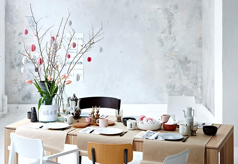 Tischdekoration: Tisch 2: Skandinavisch lässig - Bild 5 - [SCHÖNER ...