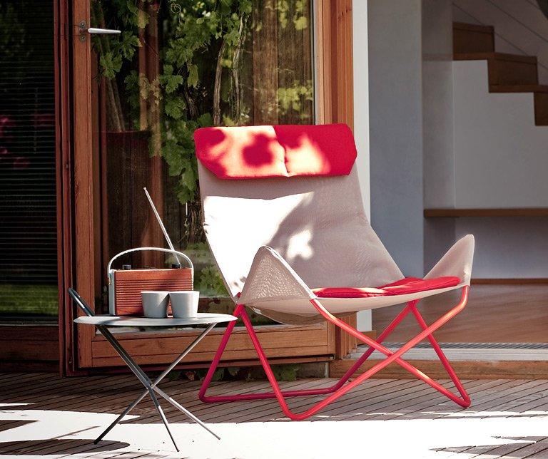 kettler basic plus balkon sessel silber anthrazit gestell. Black Bedroom Furniture Sets. Home Design Ideas