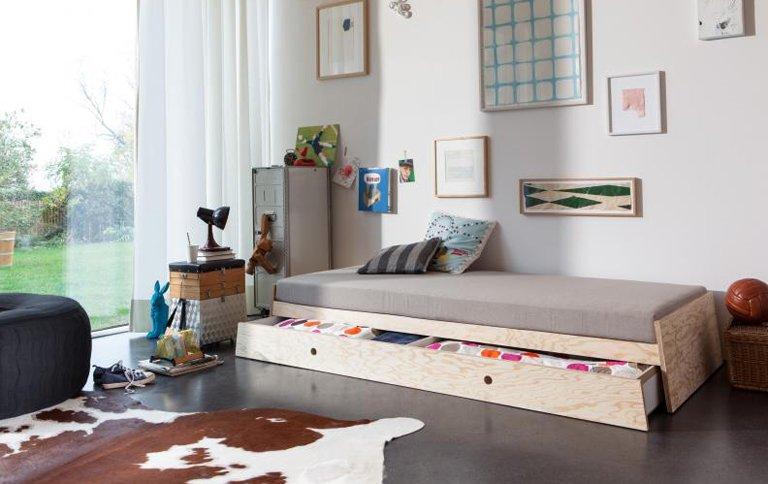 stapelbett l nneberga von richard lampert sch ner wohnen. Black Bedroom Furniture Sets. Home Design Ideas