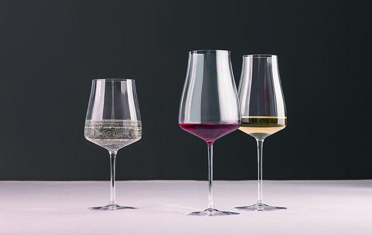 gourmetglasserie wine classics erh lt designpreis. Black Bedroom Furniture Sets. Home Design Ideas