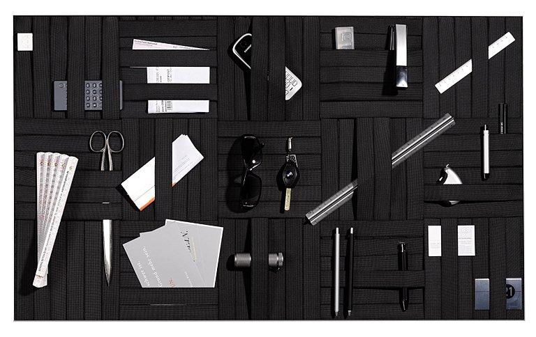 wandaufbewahrung expanderman f r schl ssel und notizen sch ner wohnen. Black Bedroom Furniture Sets. Home Design Ideas