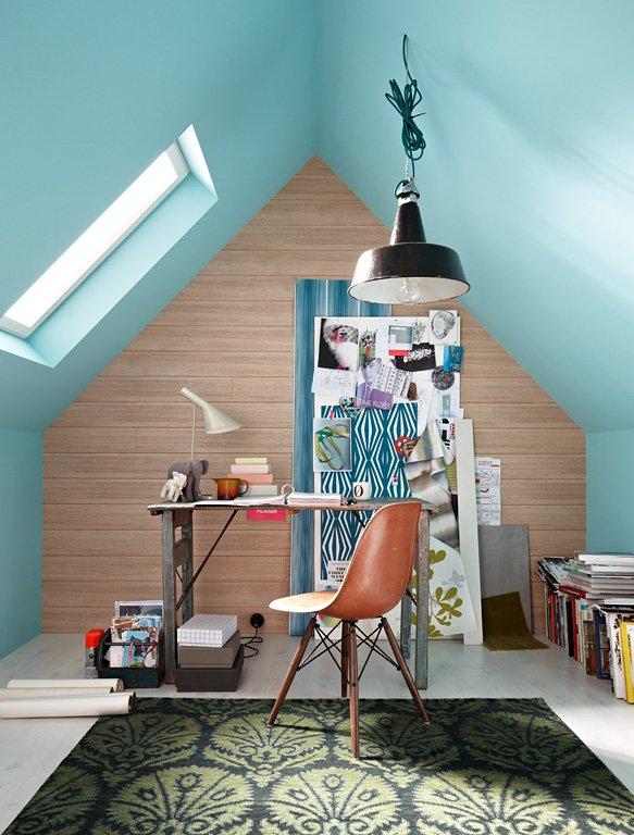 fotostrecke einfach mal die wand mit holz verkleiden. Black Bedroom Furniture Sets. Home Design Ideas