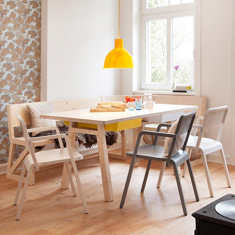 fichtenholz preisg nstig und haltbar sch ner wohnen. Black Bedroom Furniture Sets. Home Design Ideas