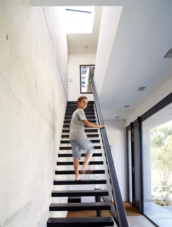 treppen von traditionell bis modern sch ner wohnen. Black Bedroom Furniture Sets. Home Design Ideas