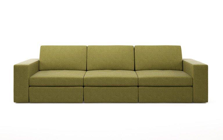 stilvoll einrichten schlafsofa raffinesse f r zwei bild. Black Bedroom Furniture Sets. Home Design Ideas