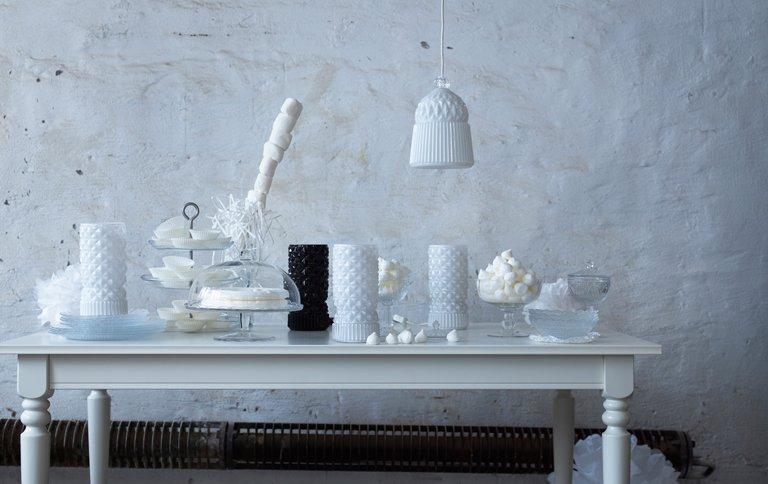 leuchtenserie vanadin bei ikea news sch ner wohnen. Black Bedroom Furniture Sets. Home Design Ideas
