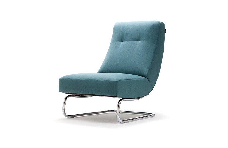 Freistil Rolf Benz mit Sessel \