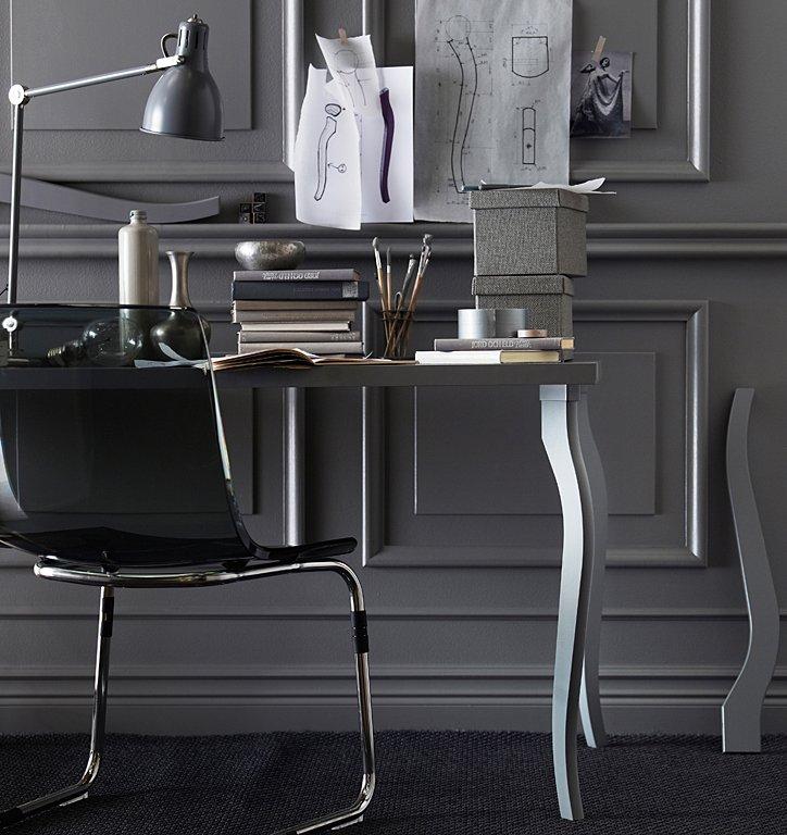 geschwungene tischbeine lalle bei ikea sch ner wohnen. Black Bedroom Furniture Sets. Home Design Ideas
