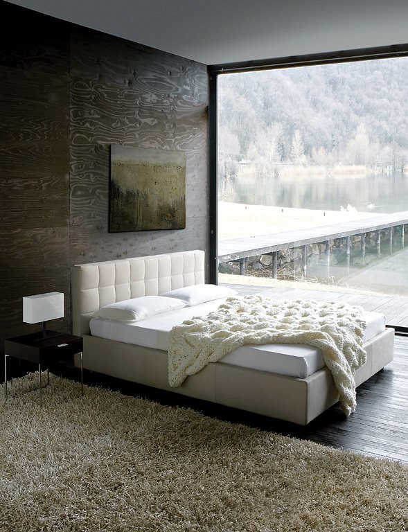 luxuri s mit viel platz box von zanotta bild 7 sch ner wohnen. Black Bedroom Furniture Sets. Home Design Ideas
