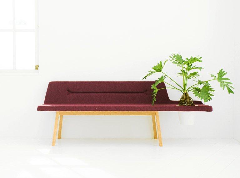 m bel accessoires sofabank lin bench von leif. Black Bedroom Furniture Sets. Home Design Ideas