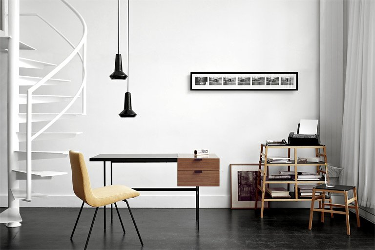 in schwarz wei wohnen sch ner wohnen. Black Bedroom Furniture Sets. Home Design Ideas