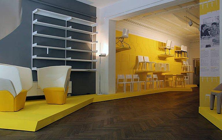 ausstellung zu l ufer keichel in berlin sch ner wohnen. Black Bedroom Furniture Sets. Home Design Ideas