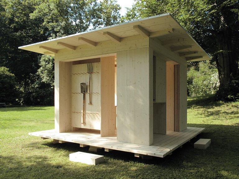 Geliebte Design-Gartenhäuser - fertig zu kaufen - [SCHÖNER WOHNEN] #MH_33