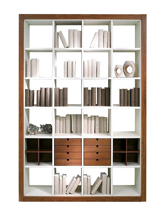 einrichten kompaktregal xelo mit viel stauraum von h lsta bild 19 sch ner wohnen. Black Bedroom Furniture Sets. Home Design Ideas