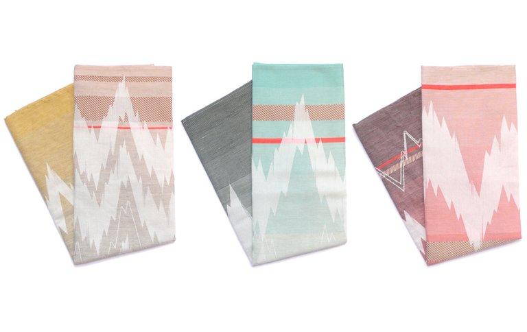 textilkollektion ish von mae engelgeer tipp des tages sch ner wohnen. Black Bedroom Furniture Sets. Home Design Ideas
