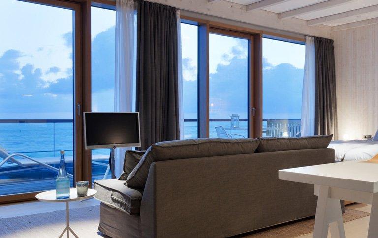 Große Räume - Wohnräume Gekonnt Gestalten - [schÖner Wohnen] Moderne Wohnzimmer Gestaltung Beispiel
