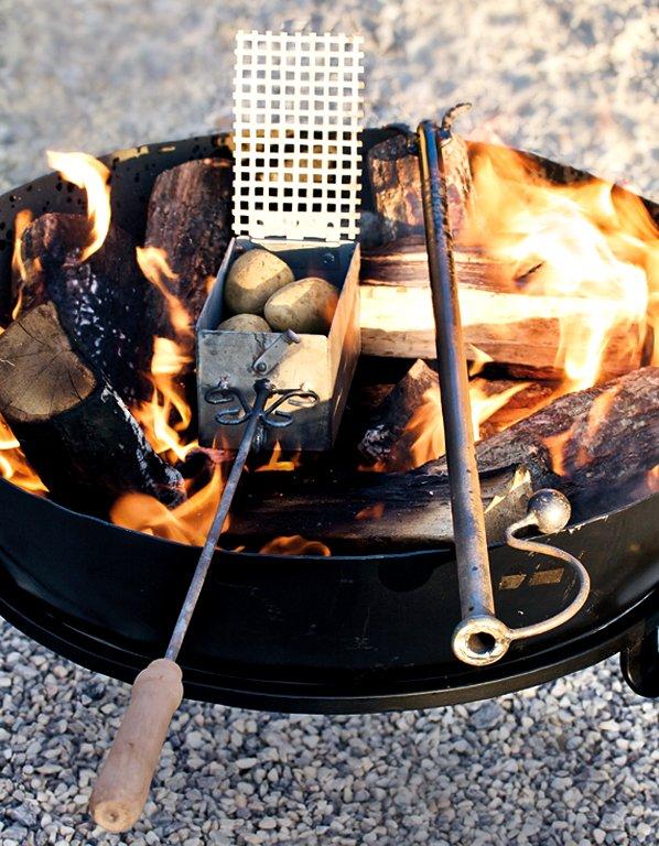 Prächtig Feuerschale und Feuerkorb – ein Ratgeber - [SCHÖNER WOHNEN] @SM_34
