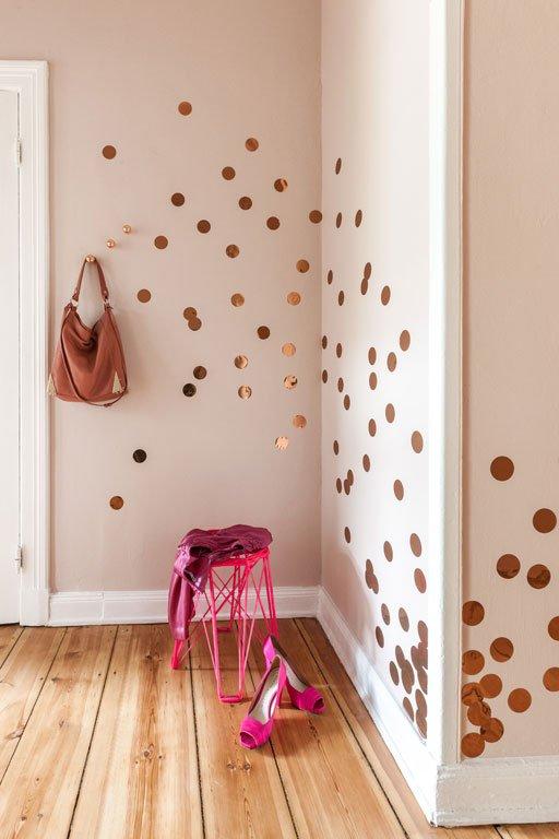 wanddeko regale garderoben neue ideen f r kahle w nde sch ner wohnen. Black Bedroom Furniture Sets. Home Design Ideas