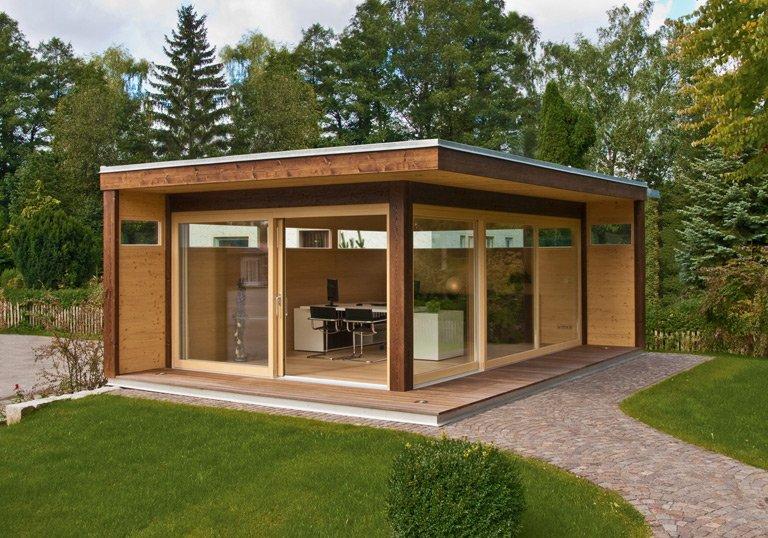 Gut gemocht Design-Gartenhäuser - fertig zu kaufen - [SCHÖNER WOHNEN] VC87