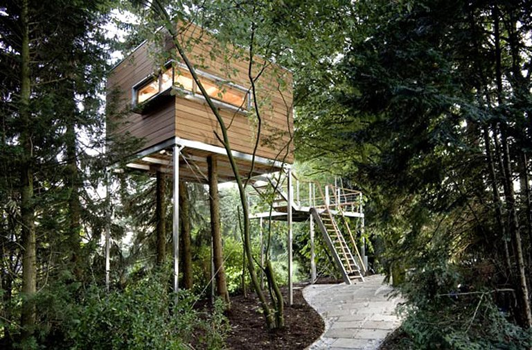 Hollywoodschaukel Holz Selbstbau ~ Gartenhäuser Holz, Metall, Modulhaus oder Selberbauen?  [SCHÖNER