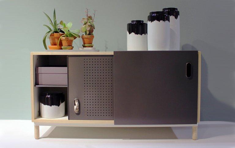 sideboards stauraumm bel mit modernem design sch ner. Black Bedroom Furniture Sets. Home Design Ideas