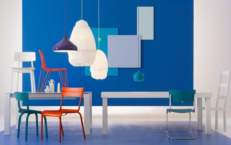 wohnen mit farben rot als akzentfarbe bild 6 sch ner. Black Bedroom Furniture Sets. Home Design Ideas
