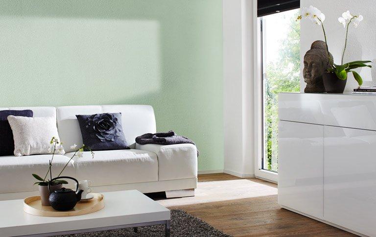 frischekur anzeige 15 ideen f r ihre w nde sch ner wohnen. Black Bedroom Furniture Sets. Home Design Ideas