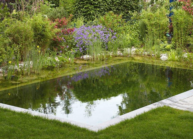 schwimmteiche - planen, anlegen und pflegen - [schÖner wohnen], Garten Ideen
