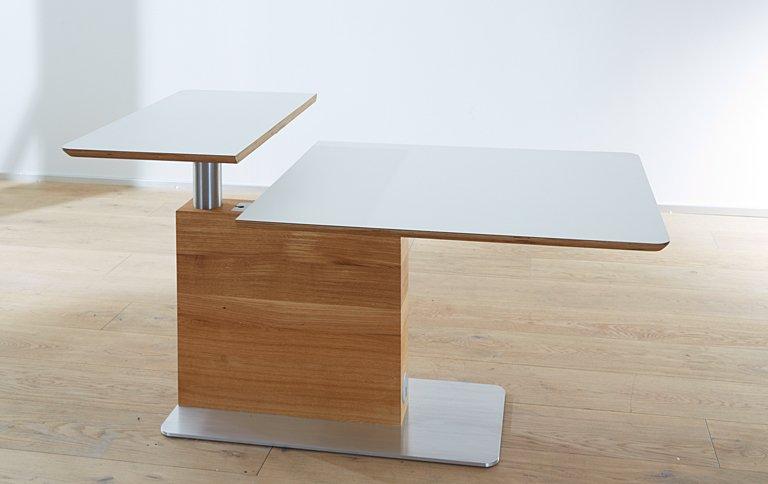 h henverstellbarer tisch pavos 2 bei schulte design sch ner wohnen. Black Bedroom Furniture Sets. Home Design Ideas