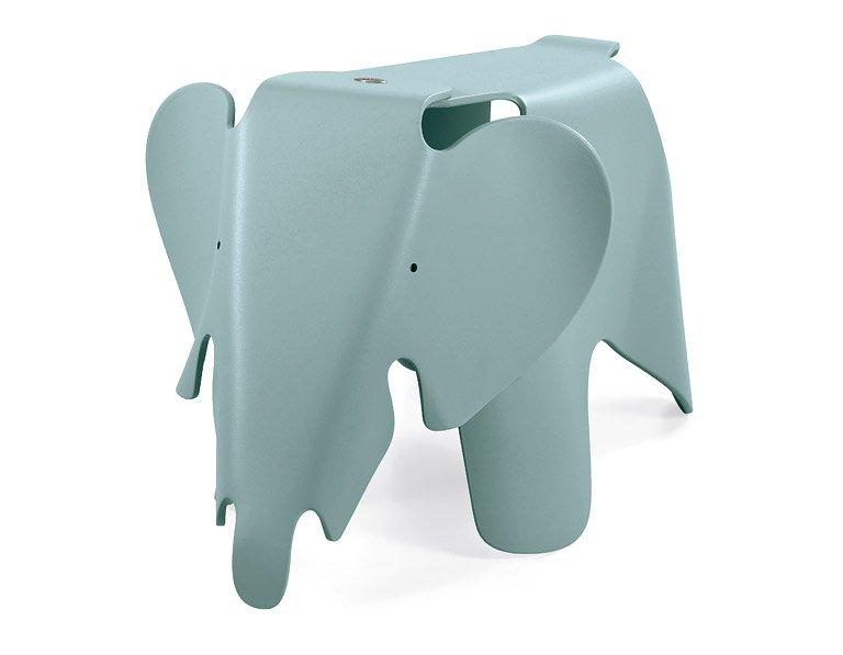 hocker eames elephant von vitra bild 30 sch ner wohnen. Black Bedroom Furniture Sets. Home Design Ideas