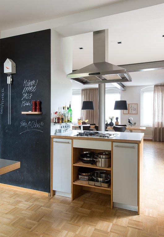 Schöner Wohnen Haus haus des jahres offene wohnküche bild 6 schöner wohnen