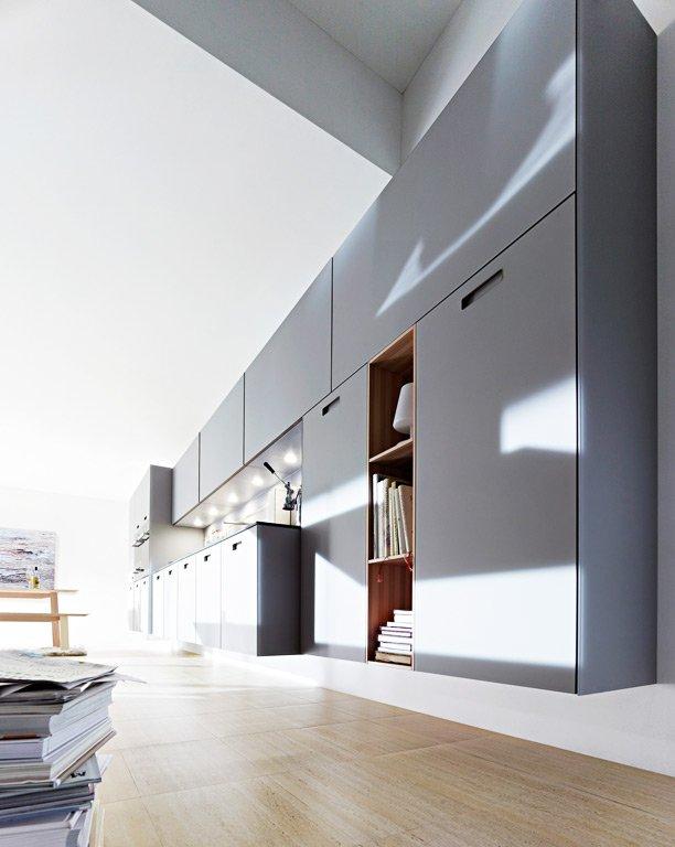 kompakt und formsch n k chen die sich schlank machen sch ner wohnen. Black Bedroom Furniture Sets. Home Design Ideas