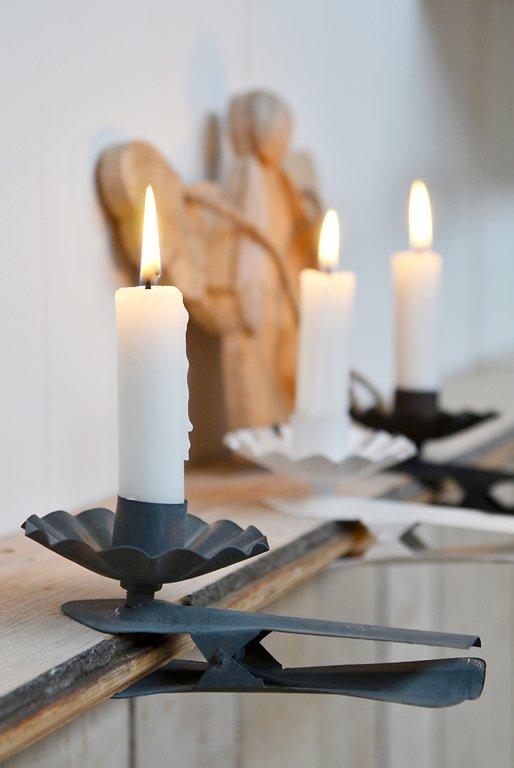 Kerzenhalter Für Weihnachtsbaum.Weihnachtsbaum Kerzenhalter Zweckentfremden Bild 13 Schöner Wohnen