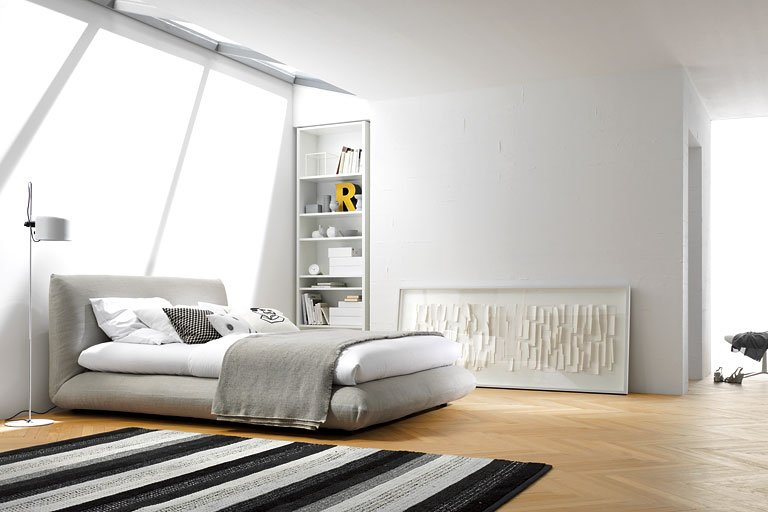 m bel ohne ecken und kanten bett jalis von interl bke. Black Bedroom Furniture Sets. Home Design Ideas