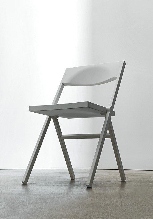 klappstuhl piana von alessi bild 5 sch ner wohnen. Black Bedroom Furniture Sets. Home Design Ideas