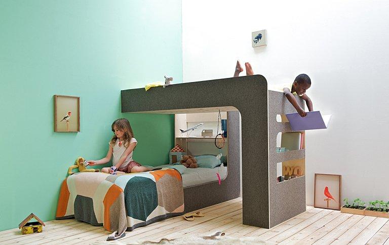 Hochbetten Fur Erwachsene Und Kinder Schoner Wohnen