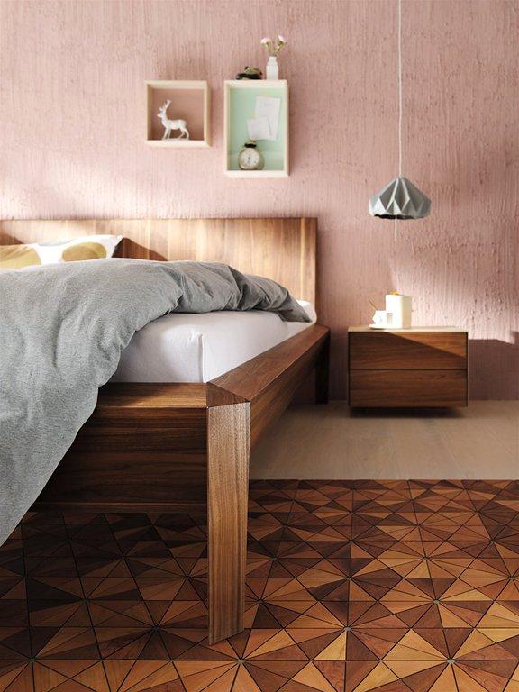 Einrichten: Naturholzmöbel Fürs Schlafzimmer - [schÖner Wohnen] Schlafzimmer Naturholz