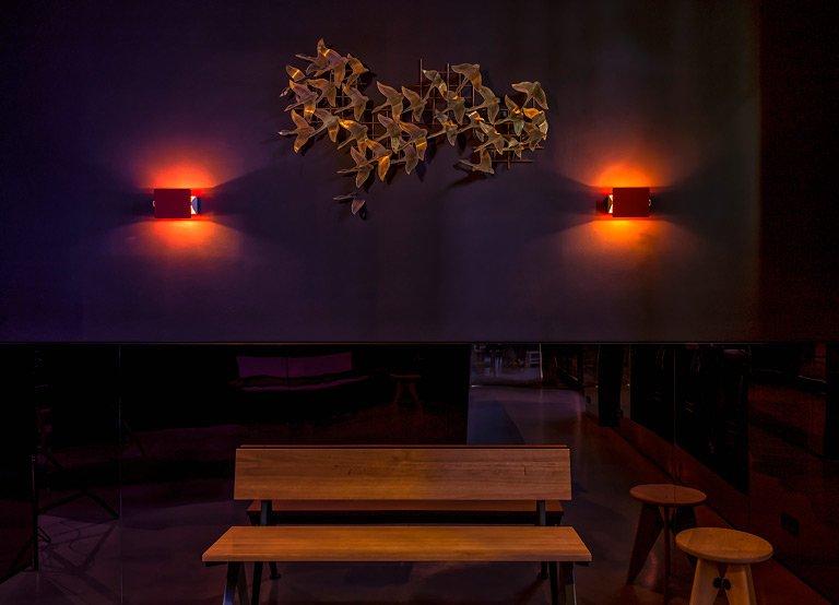 bar und restaurant maxie eisen in frankfurt sch ner wohnen. Black Bedroom Furniture Sets. Home Design Ideas