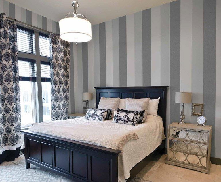 awesome schöner wohnen tapeten wohnzimmer photos - home design, Hause deko